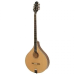 Flat Back Bouzouki. Celtic Knot